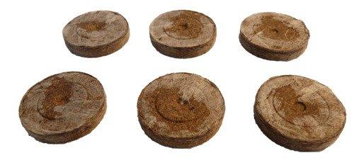 Torfowe Doniczki Pęczniejące Jiffy 7 441000 Ph6 Doniczki